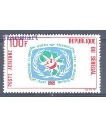 Senegal 1969 Mi 396 Czyste **