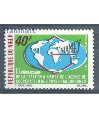 Niger 1971 Mi 284 Czyste **