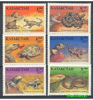 Kazakhstan 1994 Mi 51-56 MNH