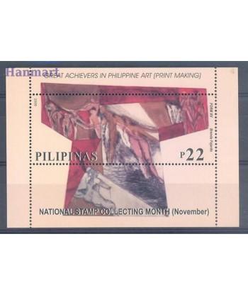 Filipiny 2005 Mi bl 219 Czyste **