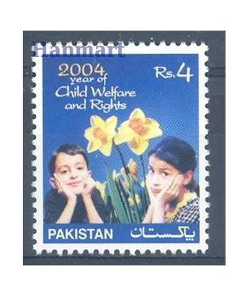 Pakistan 2004 Mi 1235 Czyste **