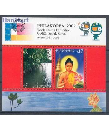 Filipiny 2002 Mi bl 175 Czyste **