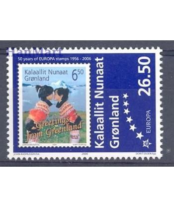 Grenlandia 2006 Mi 457 Czyste **
