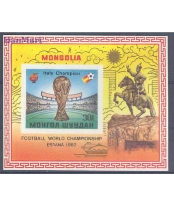 Mongolia 1982 Mi 89 Czyste **