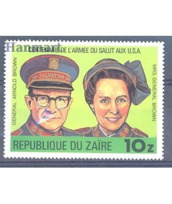 Kongo Kinszasa / Zair 1980 Mi 655 Czyste **