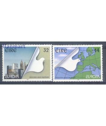 Irlandia 1995 Mi 890-891 Czyste **