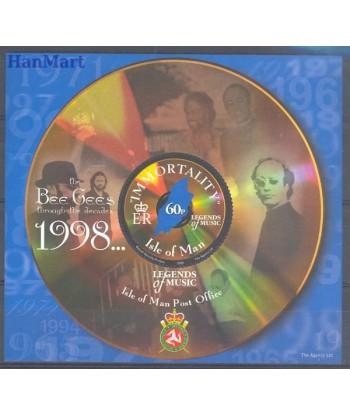 Wyspa Man 1999 Mi bl 36 Czyste **