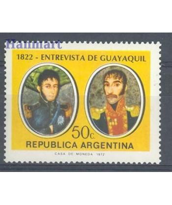 Argentyna 1973 Mi 1148 Czyste **