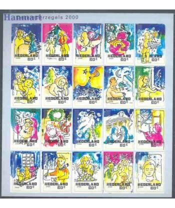Holandia 2000 Mi 1835-1854 Czyste **