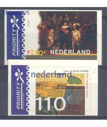 Holandia 2000 Mi 1805-1806 Czyste **