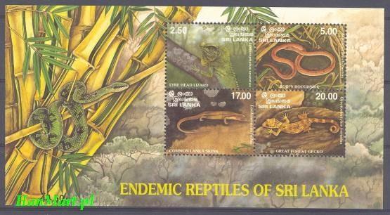 Sri Lanka 1997 Mi bl 67 MNH