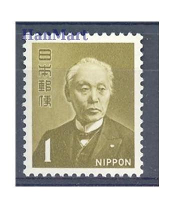 Japonia 1961 Mi 766 Czyste **