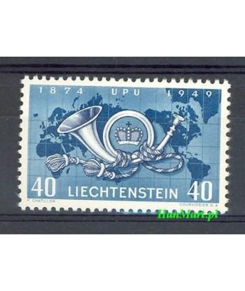 Liechtenstein 1949 Mi 277 Czyste **