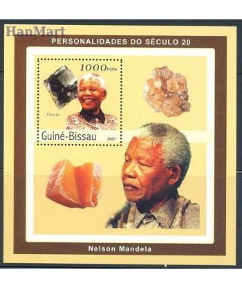 Gwinea Bissau 2001 Mi bl 372 Czyste **