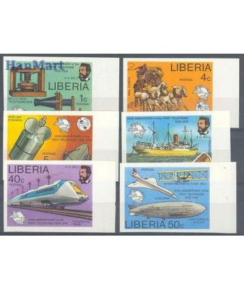 Liberia 1976 Mi  Czyste **