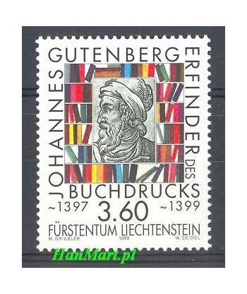 Liechtenstein 1999 Mi 1223 Czyste **