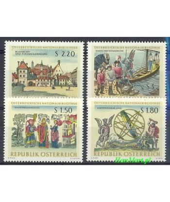Austria 1966 Mi 1218-1221 Czyste **
