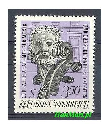 Austria 1967 Mi 1253 Czyste **