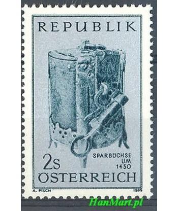 Austria 1969 Mi 1317 Czyste **