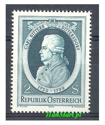 Austria 1974 Mi 1470 Czyste **