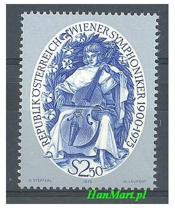 Austria 1975 Mi 1496 Czyste **