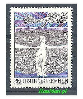 Austria 1977 Mi 1564 Czyste **