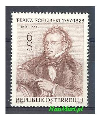 Austria 1978 Mi 1590 Czyste **