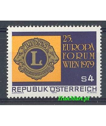 Austria 1979 Mi 1624 Czyste **