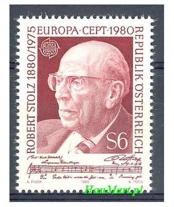 Austria 1980 Mi 1652 Czyste **