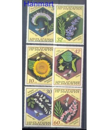 Bułgaria 1987 Mi 3582-3587 Czyste **