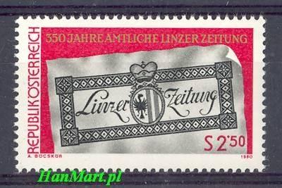 Austria 1980 Mi 1657 MNH