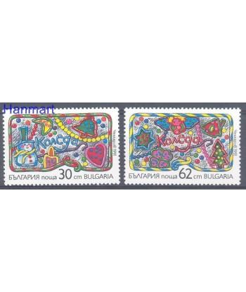 Bułgaria 1991 Mi 3951-3952 Czyste **