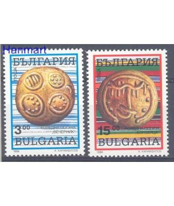 Bułgaria 1994 Mi 4136-4137 Czyste **