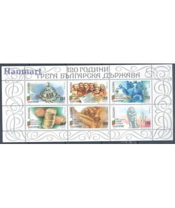 Bułgaria 1999 Mi 4371-4376 Czyste **