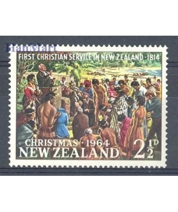 Nowa Zelandia 1964 Mi 435 Czyste **