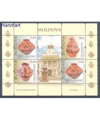 Mołdawia 2011 Mi bl 53 Czyste **