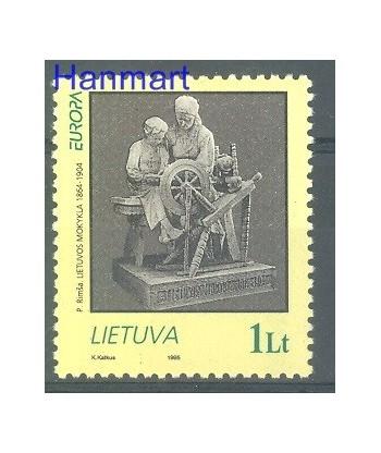 Litwa 1995 Mi 580 Czyste **