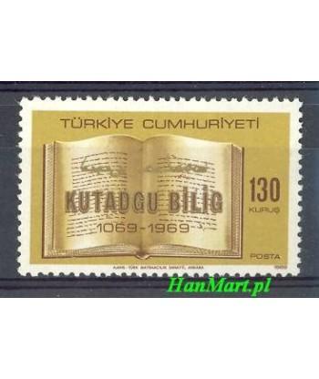 Turcja 1969 Mi 2154 Czyste **