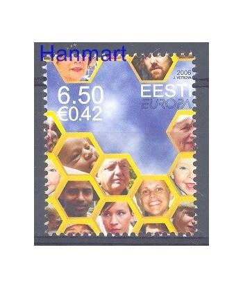 Estonia 2006 Mi 555 Czyste **