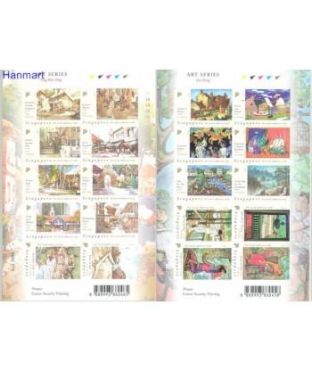 Singapur 2004 Mi 1319-1338 Czyste **