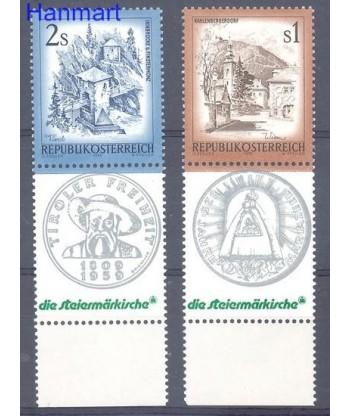 Austria  Mi 85 Czyste **