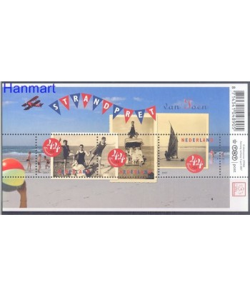 Holandia 2007 Mi bl 102 Czyste **