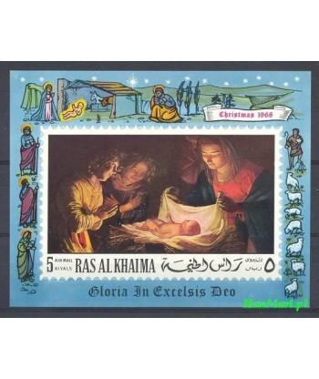 Ras Al Khaima 1968 Mi  Czyste **