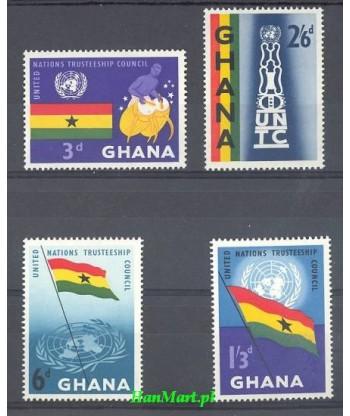 Ghana 1959 Mi 69-72 Czyste **
