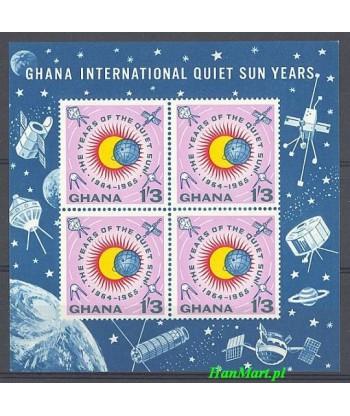 Ghana 1964 Mi bl 9 Czyste **