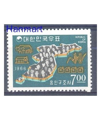 Korea Południowa 1966 Mi 551 Czyste **