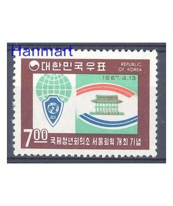 Korea Południowa 1967 Mi 576 Czyste **