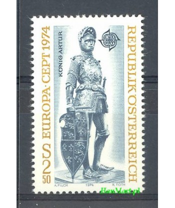 Austria 1974 Mi 1450 Czyste **