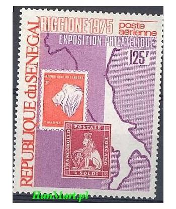 Senegal 1975 Mi 572 Czyste **