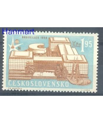 Czechosłowacja 1958 Mi 1091 Czyste **